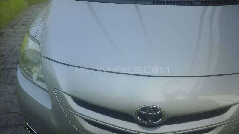 Toyota Belta X Business A Package 1.0 2007 Image-4