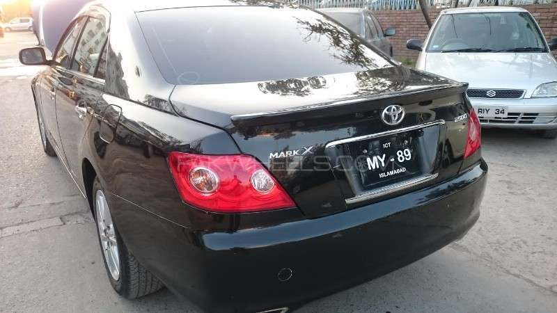 Toyota Mark X 250G F Package 2005 Image-6