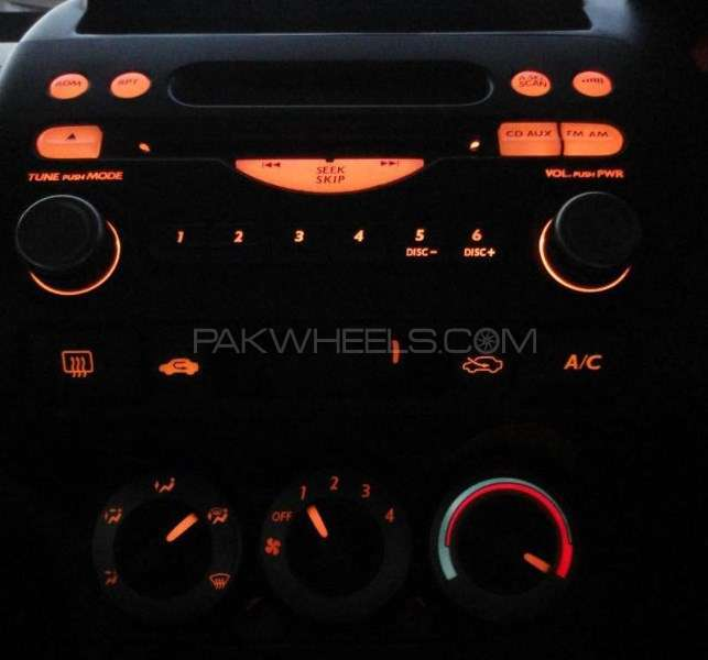 japan import ac panel with cd player honda city For Sale Image-1