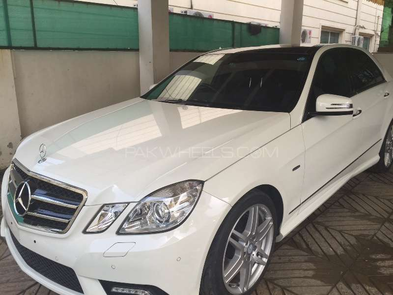 Mercedes Benz E Class 2011 For Sale In Islamabad Pakwheels