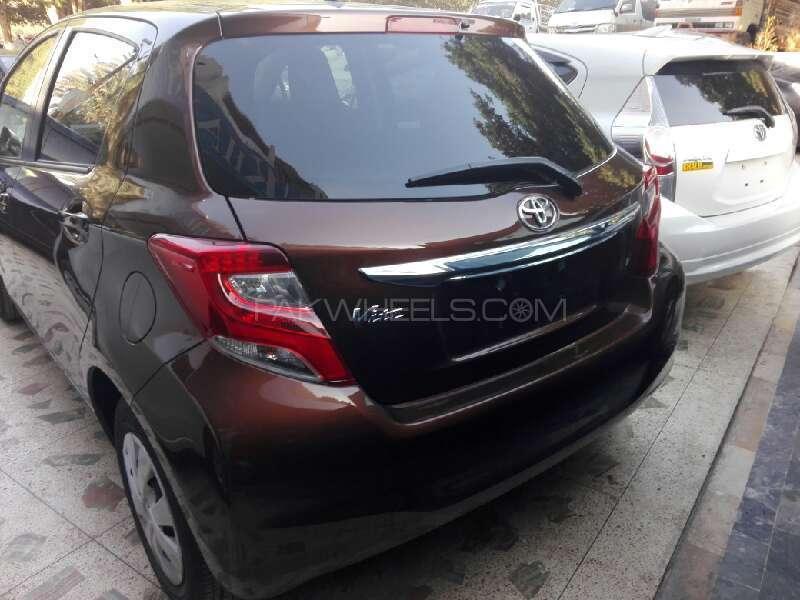Toyota Vitz FL 1.0 2014 Image-5