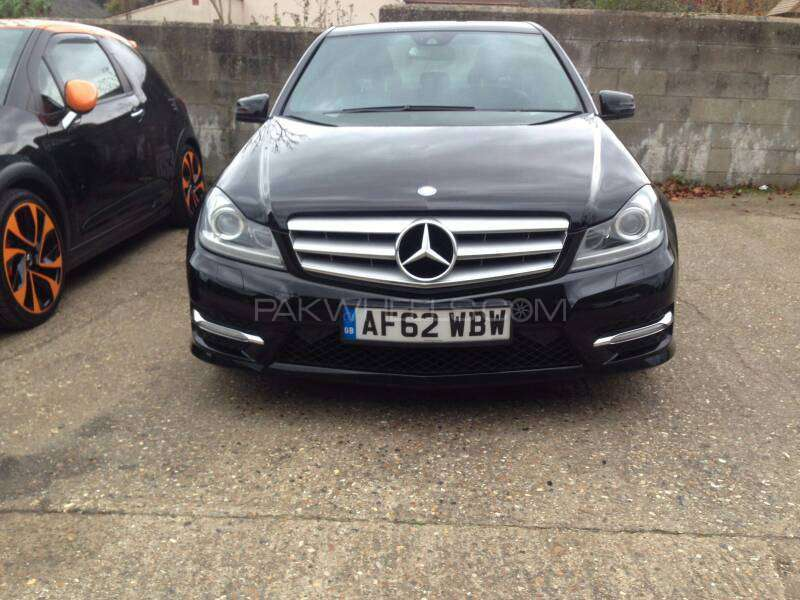 Mercedes Benz C Class C250 2012 For Sale In Islamabad