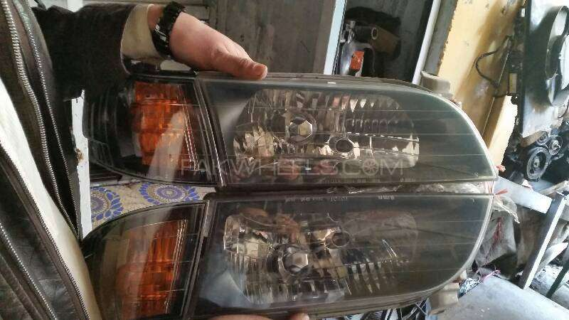 Toyota Corolla 1995 GT Headlights For Sell Image-1