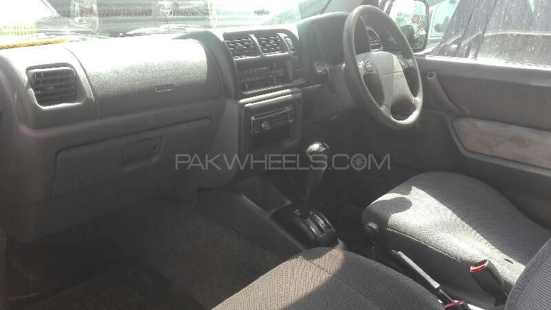 Suzuki Jimny 1998 Image-3