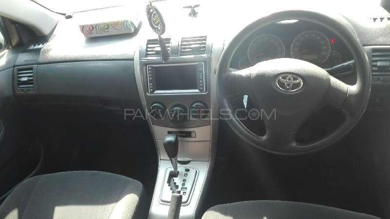Toyota Corolla Fielder X 2007 Image-5