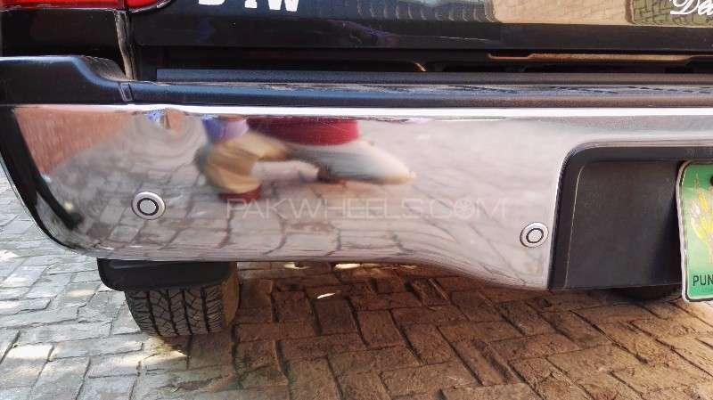 Toyota Hilux D-4D Automatic 2010 Image-10