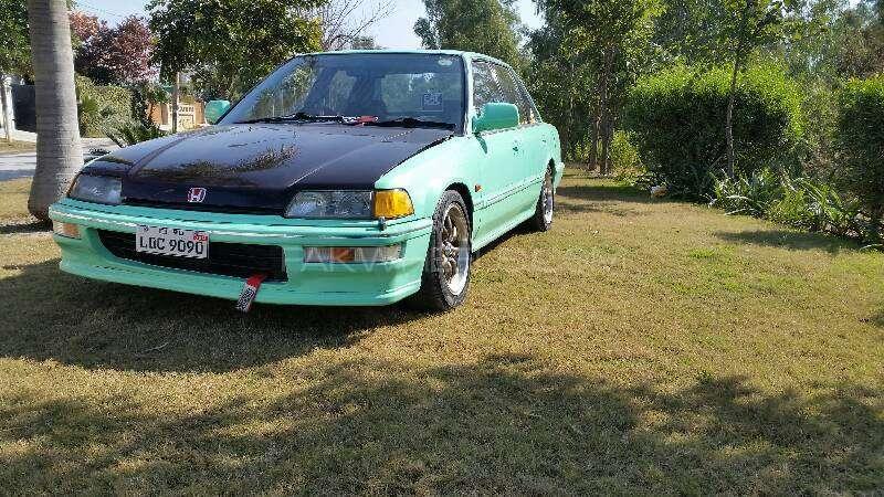 Honda Civic Type R 1990 Image-7