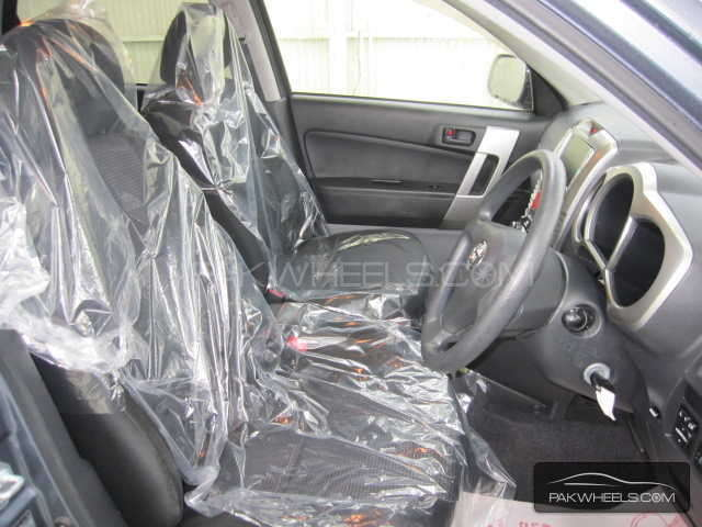 Toyota Rush X Smart Edition 2008 Image-2