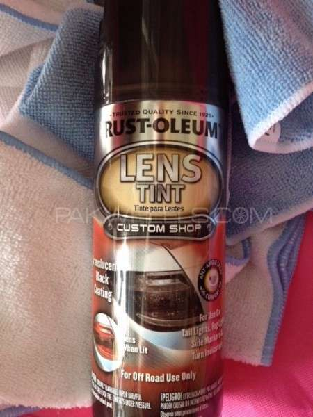 Lens Tint By Rustoleum Image-1