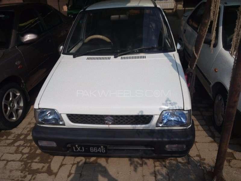Suzuki Mehran VXR 1999 Image-1