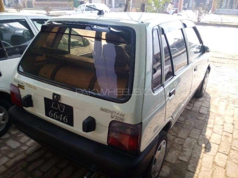 Suzuki Mehran VXR 1999 Image-3
