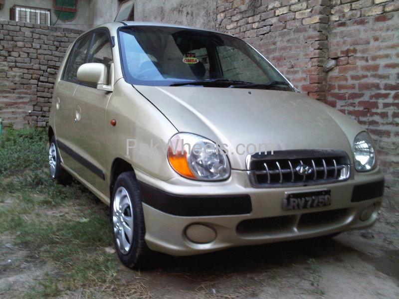 Hyundai Santro Exec 2004 Image-4