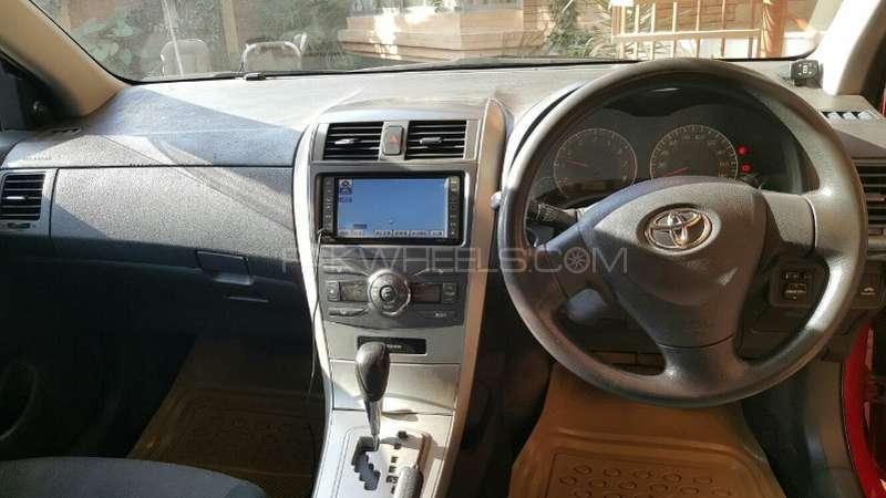 Toyota Corolla Fielder X 2007 Image-10