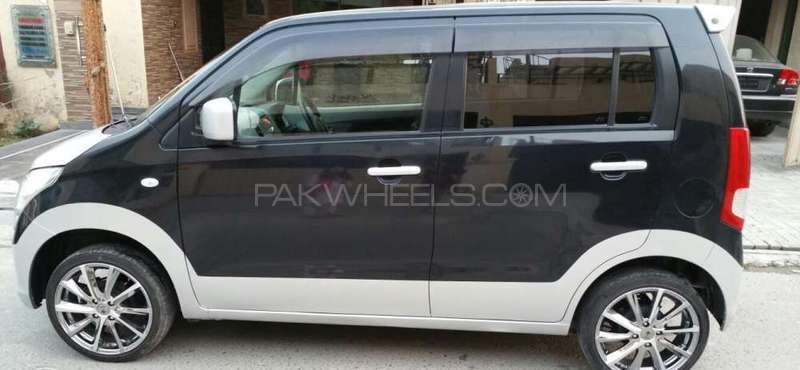 Suzuki Wagon R 2012 Image-6