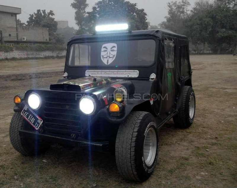 jeep m 151 standard 1972 for sale in lahore