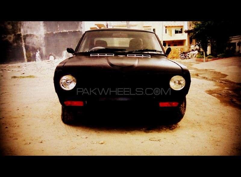 Nissan Skyline 1972 Image-1