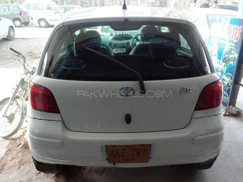 Toyota Vitz B 1.0 2003 Image-7