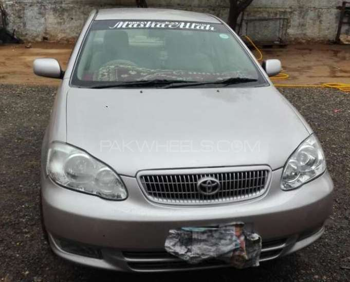 toyota corolla gli 1 3 2006 for sale in peshawar pakwheels. Black Bedroom Furniture Sets. Home Design Ideas