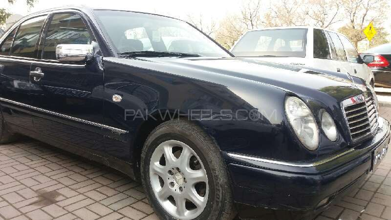 Mercedes benz e class e320 1999 for sale in islamabad for Mercedes benz e320 1999