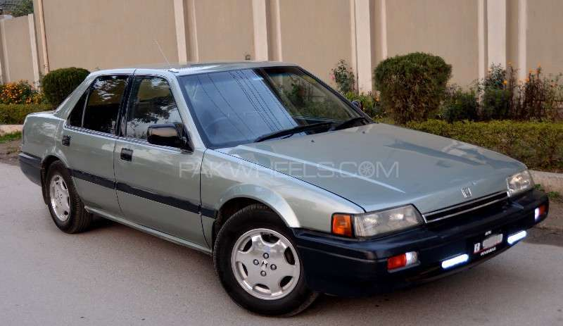 Honda Accord EX 1986 Image-2
