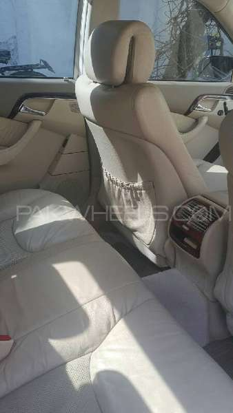 Mercedes Benz S Class S 320 2003 Image-3