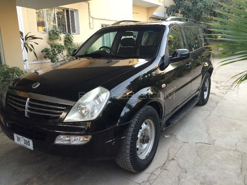 SsangYong Rexton 2007 Image-1