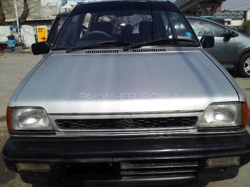 Suzuki Mehran VX (CNG) 2003 Image-3