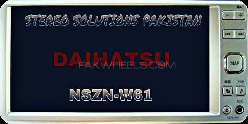 NSZN-W61 (DAIHATSU) SD CARD SOFTWARE AVAILABLE. Image-1