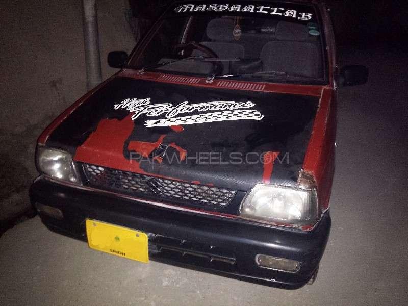 Suzuki Mehran VX (CNG) 1998 Image-1