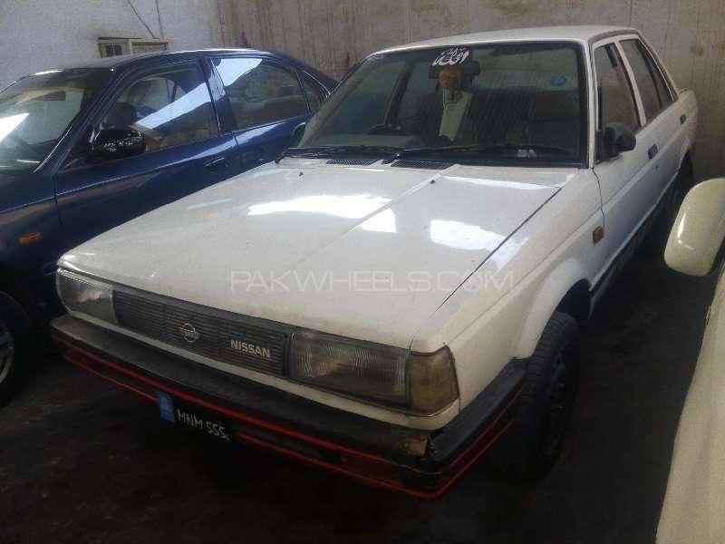 Nissan Sunny 1987 Image-3