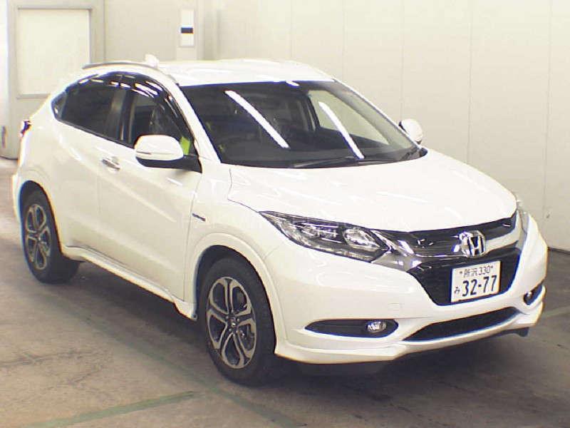 Honda Vezel G 2015 Image-1