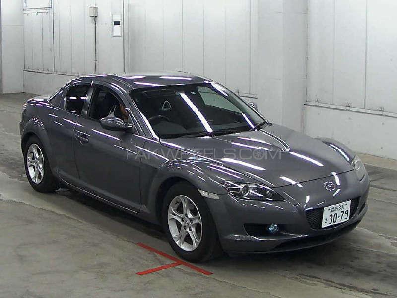 Mazda RX8 Base Grade 2007 Image-1