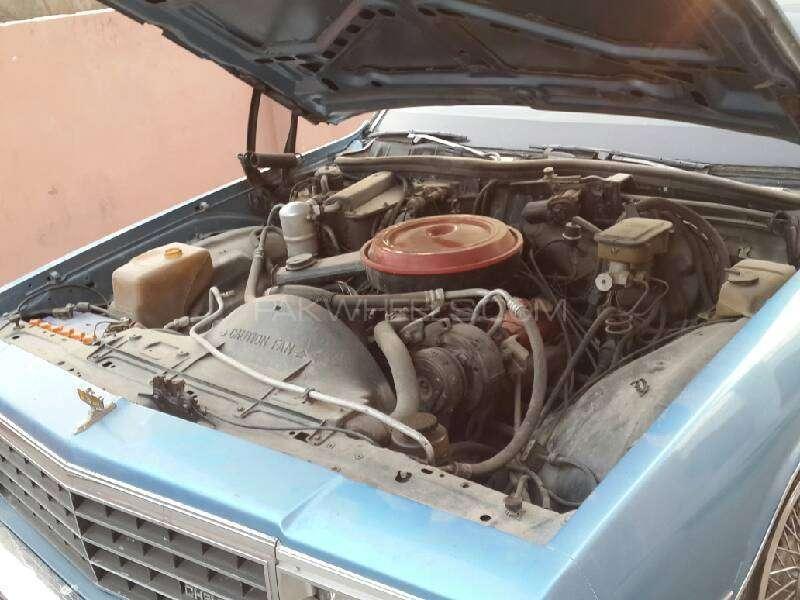 Chevrolet Caprice 1983 Image-2