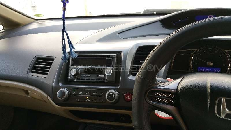 Honda Civic VTi 1.8 i-VTEC 2007 Image-3
