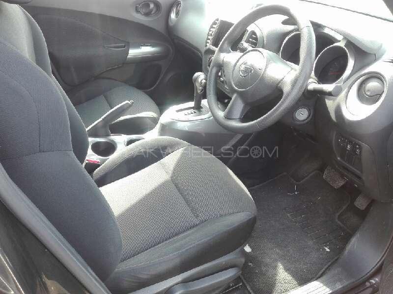 Nissan Juke 2010 Image-3