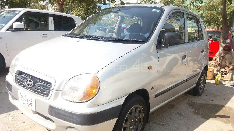 Hyundai Santro 2009 Image-2