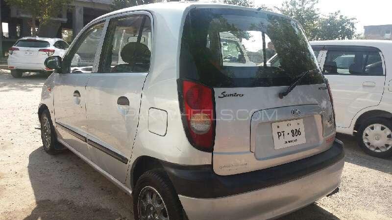 Hyundai Santro 2009 Image-3