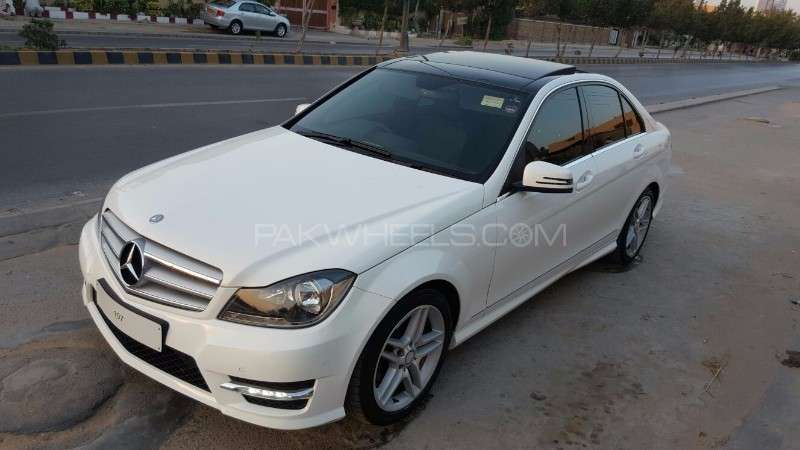 mercedes benz c class c200 2013 for sale in karachi pakwheels. Black Bedroom Furniture Sets. Home Design Ideas