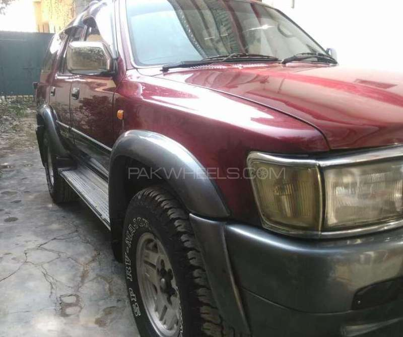 Toyota Suff: Toyota Surf 1994 For Sale In Islamabad