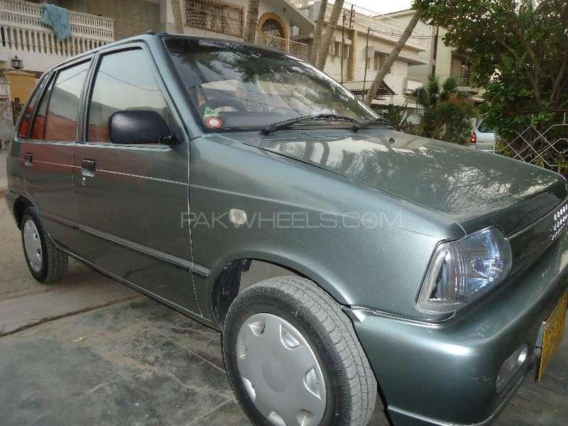 Suzuki Mehran VXR Euro II 2013 Image-3