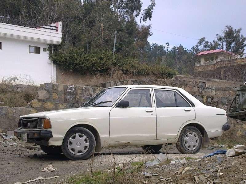 Datsun 120 Y 1981 Image-2