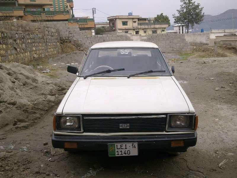 Datsun 120 Y 1981 Image-9
