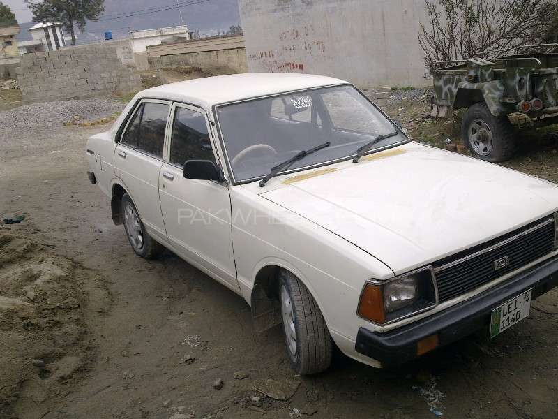 Datsun 120 Y 1981 Image-10