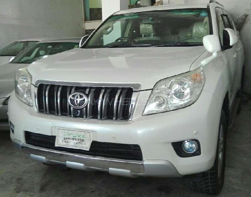 Toyota Prado TZ G 4.0 2009 Image-2