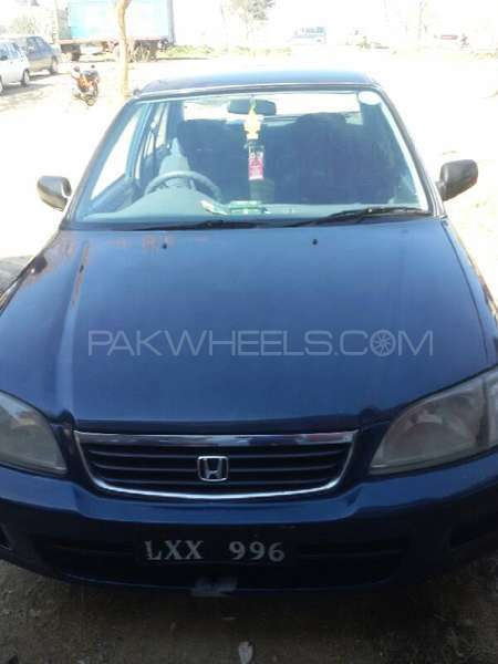 Honda City EXi 2001 Image-2