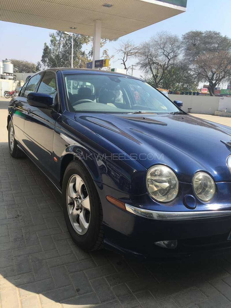 Jaguar S Type 1999 Image-1