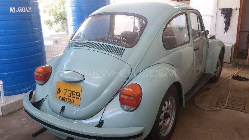 Volkswagen Beetle 1200 1972 Image-4
