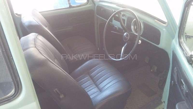 Volkswagen Beetle 1200 1972 Image-6