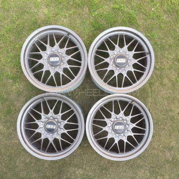 """18"""" Staggered BBS Wheels  Image-1"""