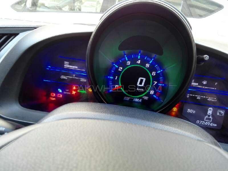 Honda CR-Z Sports Hybrid 2013 Image-7